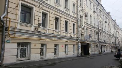 Москва город, улица Петровка, 26с2