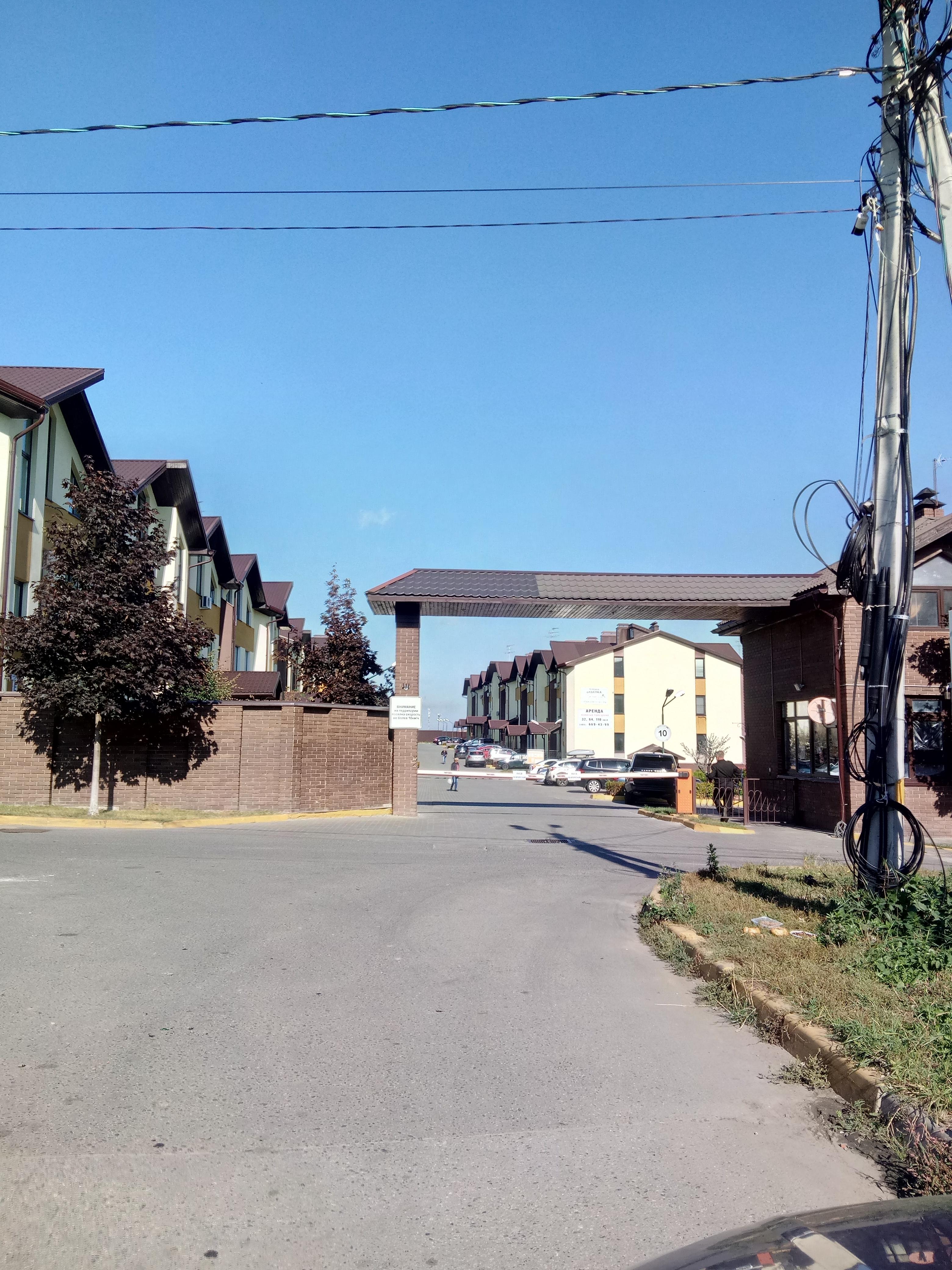 Солнечногорский район, деревня Брёхово, Зелёная улица, 3