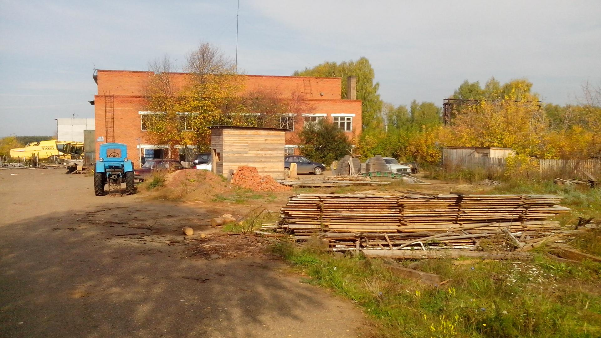 Manufacturing на продажу по адресу Россия, Республика Татарстан, Агрызский район, Терси, Центральная улица, 163