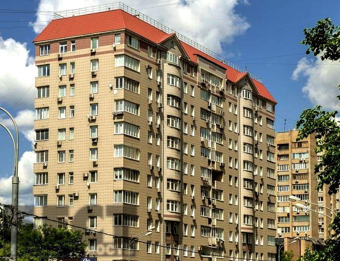 Продается четырехкомнатная квартира за 52 000 000 рублей. г Москва, ул Каменщики Б., д 8.