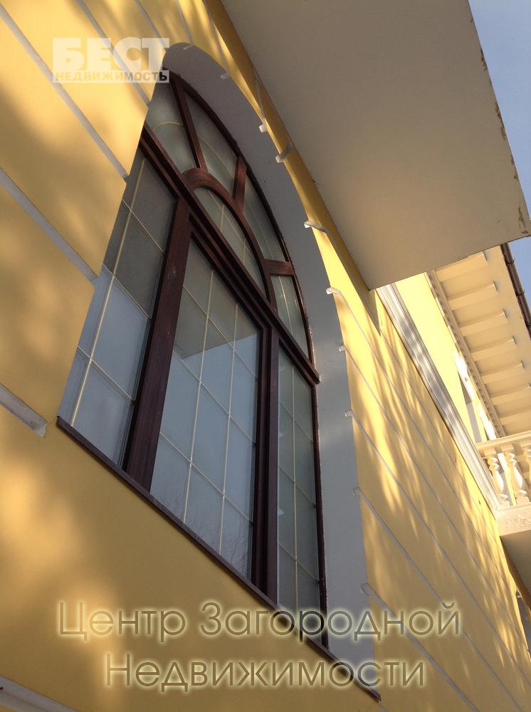 Дом на продажу по адресу Россия, Московская область, Одинцовский район, Семенково, коттеджный поселок Усадьба