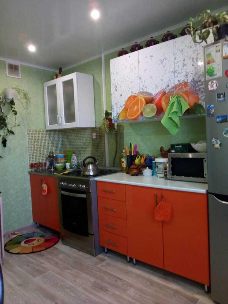 Продается двухкомнатная квартира за 1 950 000 рублей. Московская обл, г Кашира, деревня Ледово, ул Ледовская.