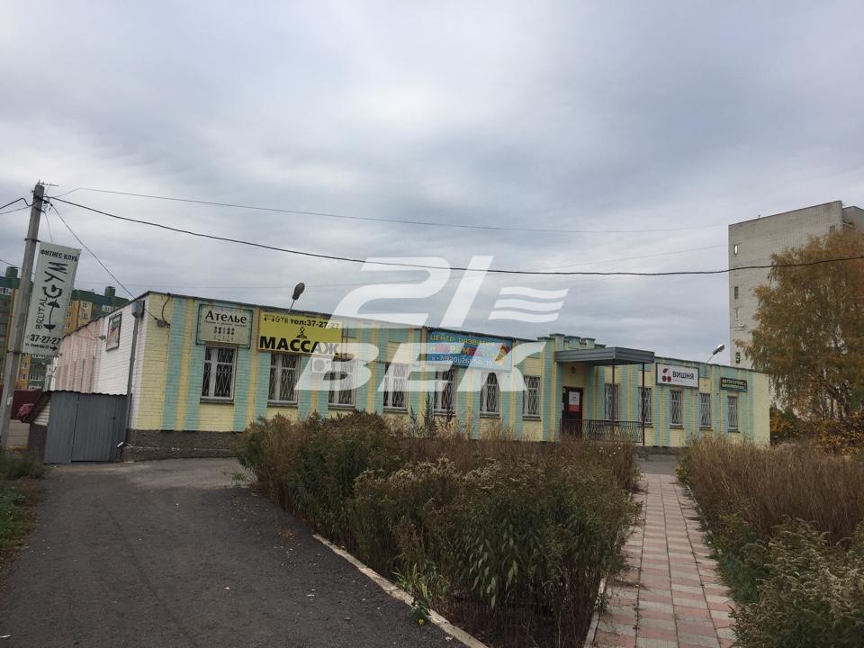 Курск, ул.Серегина, 1-этаж 1-этажного здания