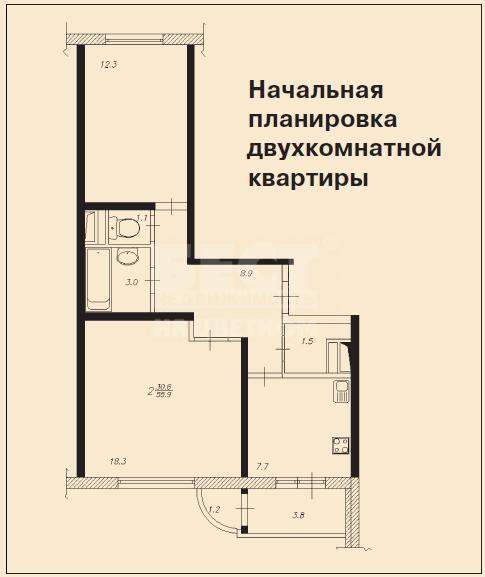 Москва, Харьковский проезд, 9к2