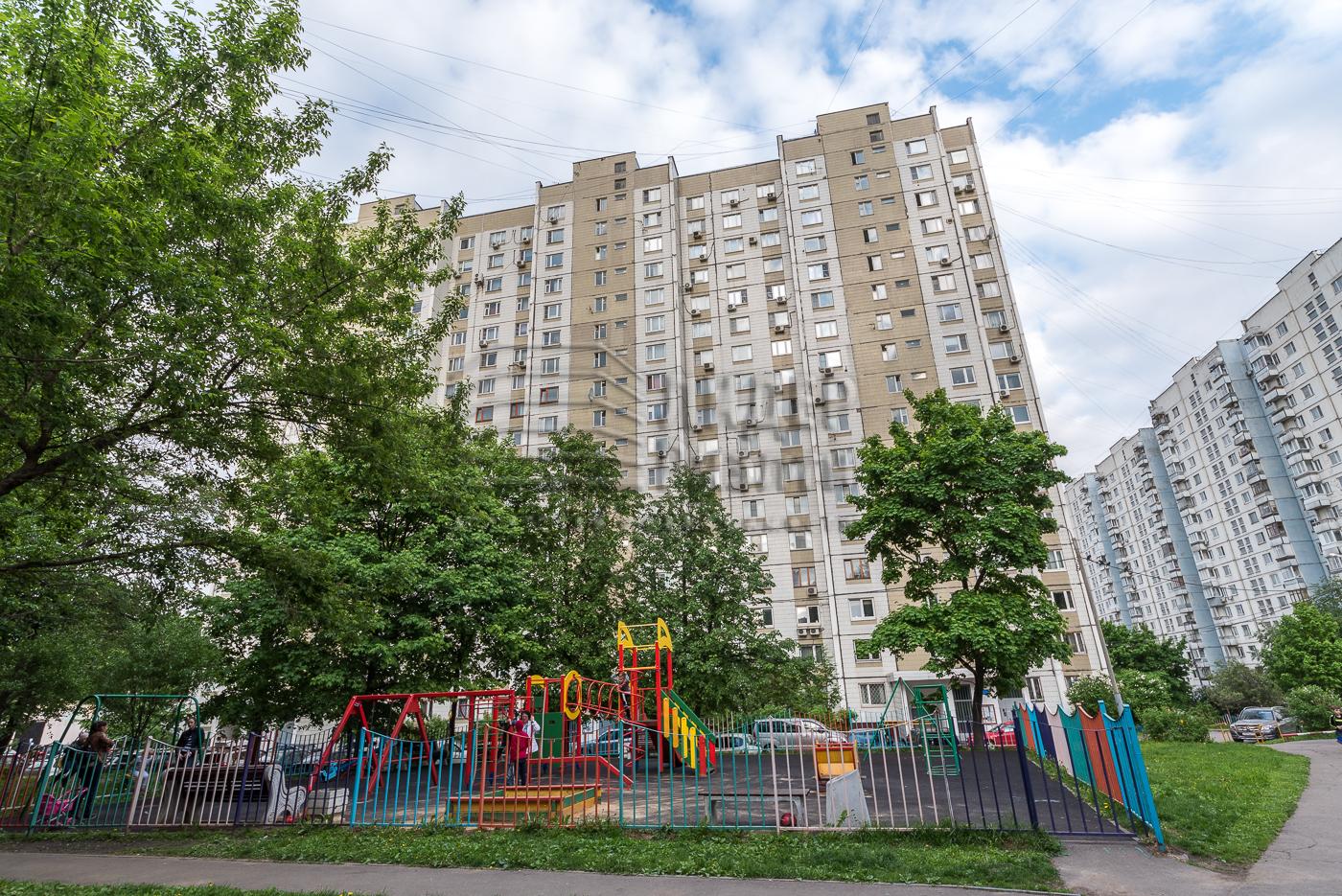 Продается четырехкомнатная квартира за 24 990 000 рублей. г Москва, Балаклавский пр-кт, д 50.