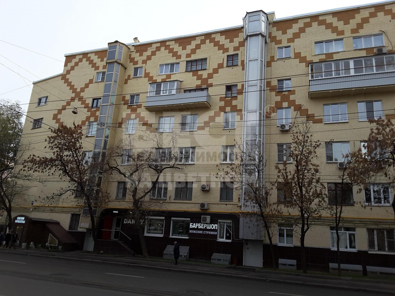 Москва, Шмитовский проезд, 13