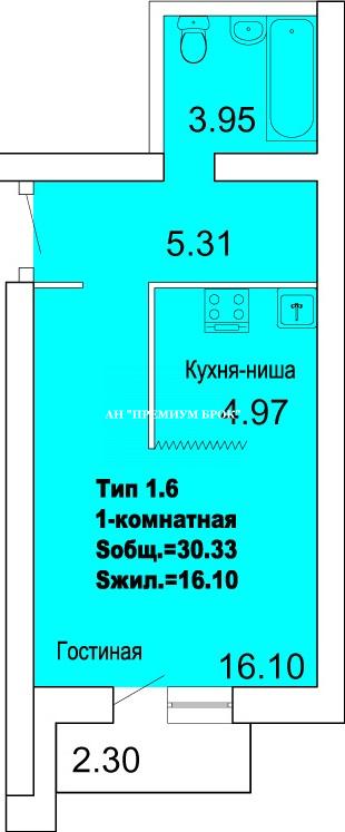 Продается однокомнатная квартира за 970 560 рублей. Волгоградская обл, рп Городище, Свободный пер, д 4.