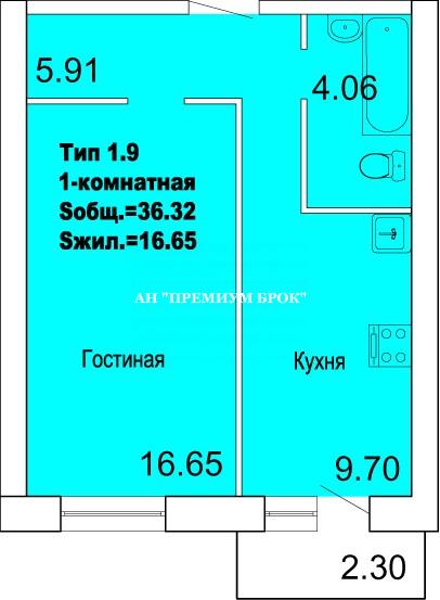 Продается однокомнатная квартира за 1 162 240 рублей. Волгоградская обл, рп Городище, Свободный пер, д 4.