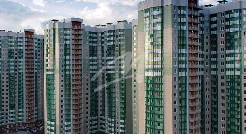 Продается однокомнатная квартира за 4 115 000 рублей. Московская обл, г Красногорск, днп Зеленые холмы (д Грибаново).
