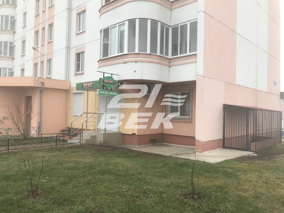 Курск, ул.проспект Победы, 1-этаж 17-этажного здания