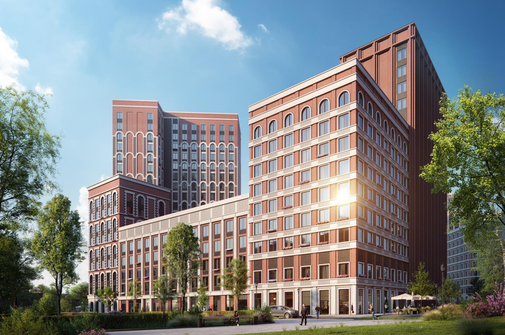 Продается четырехкомнатная квартира за 33 828 980 рублей. г Москва.