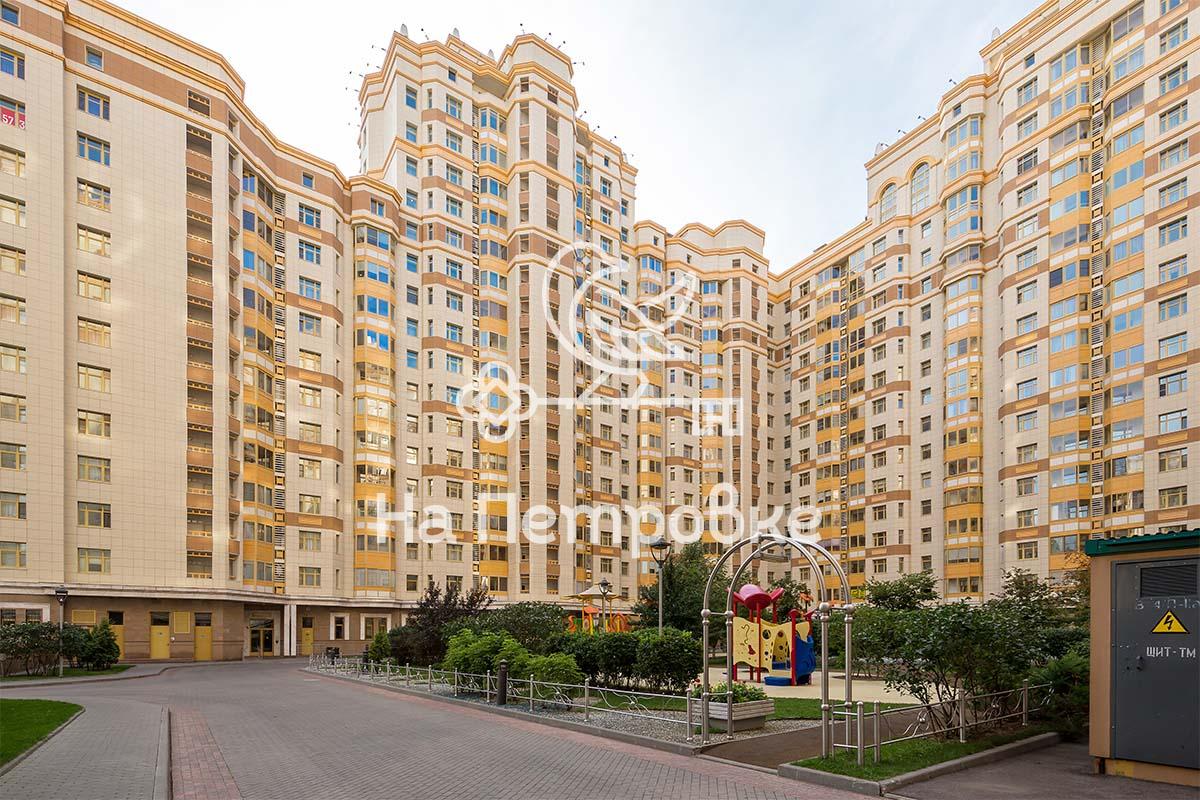 Продается четырехкомнатная квартира за 99 850 000 рублей. г Москва, Ломоносовский пр-кт, д 25 к 2.