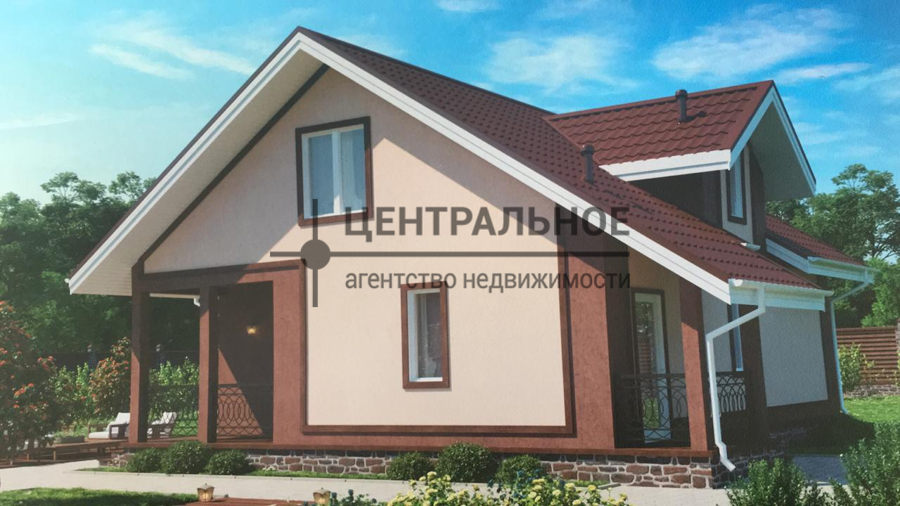 Продажа  дома 5-я зеленая