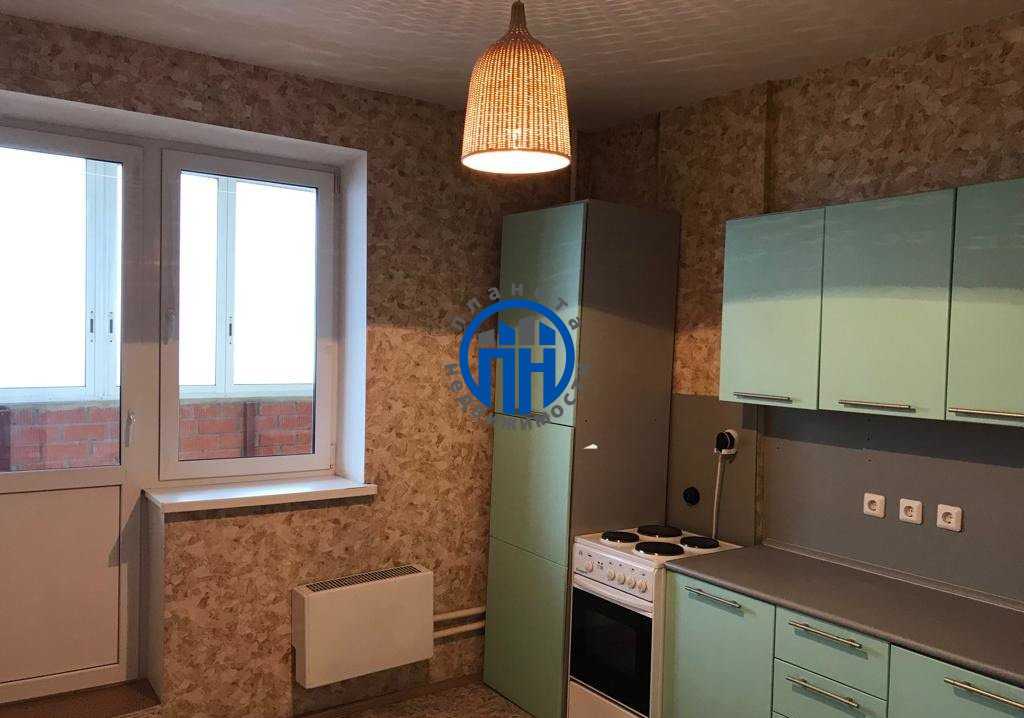 Продается однокомнатная квартира за 5 100 000 рублей. Мытищи, Октябрьский проспект, 16.
