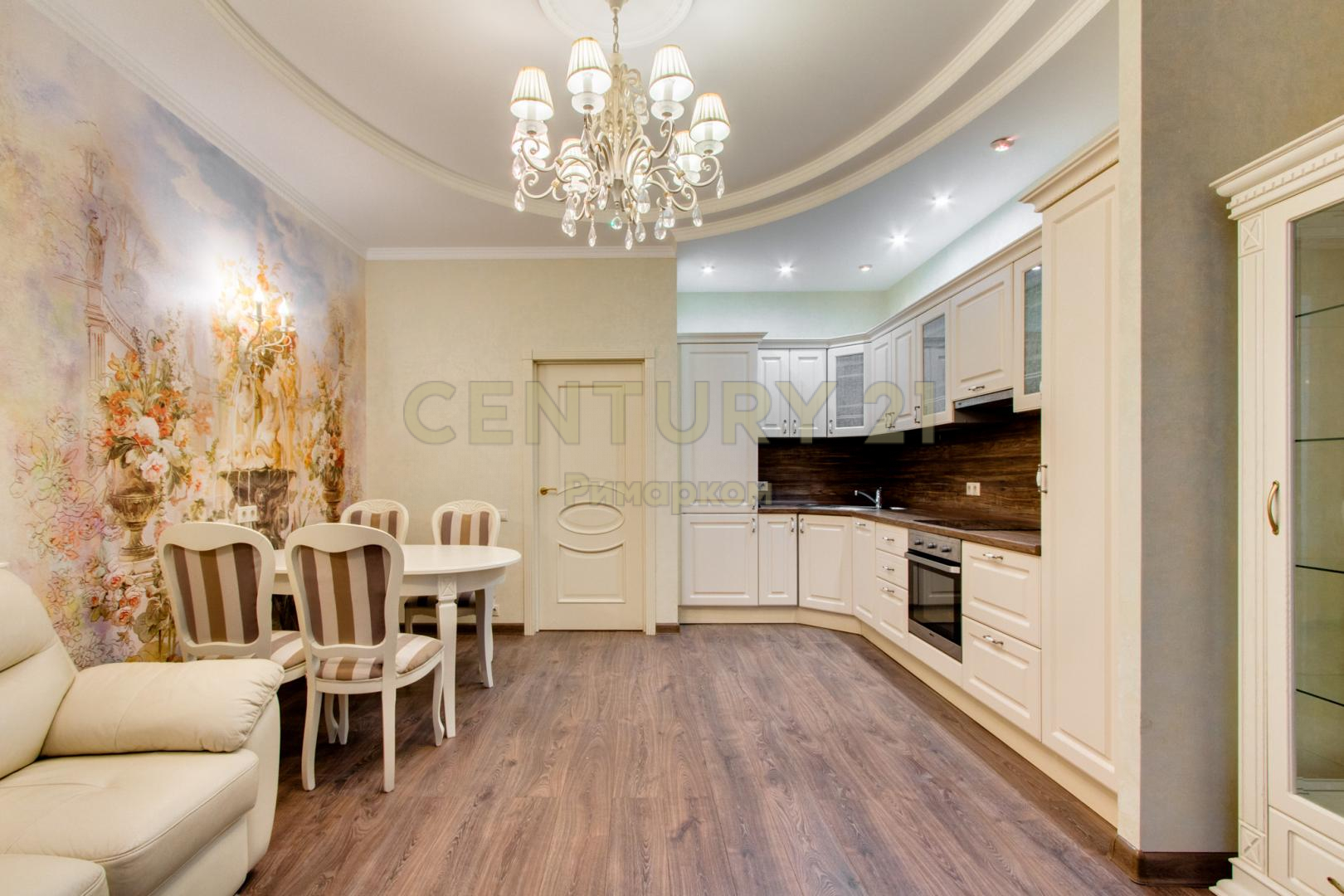 Продается трехкомнатная квартира за 14 750 000 рублей. Троицк, Троицкий бульвар, 5.