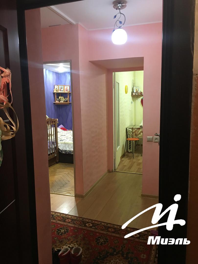 Продается двухкомнатная квартира за 4 200 000 рублей. Пушкино, Московский проспект, 20А.