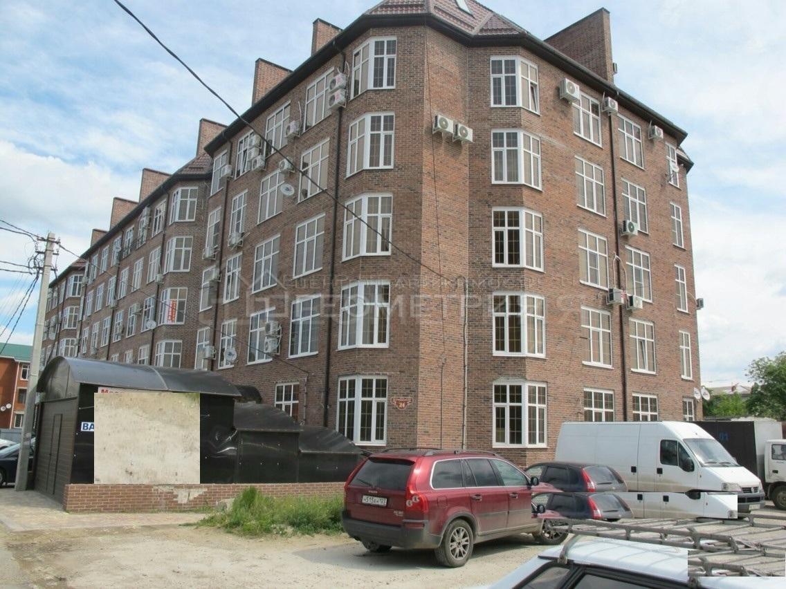 3-комн. квартира, 110 кв.м., Юшковский переулок, 24, краснодар