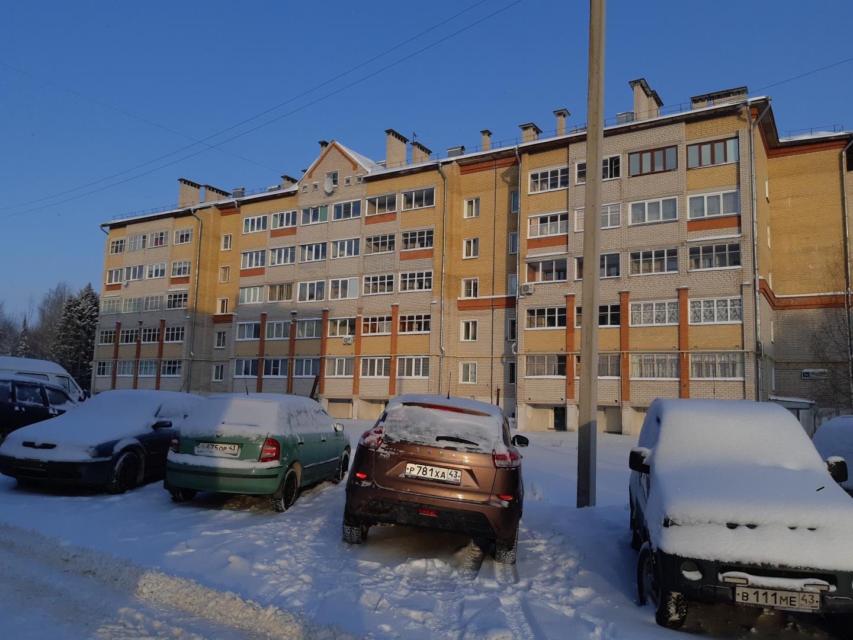 Квартира Киров