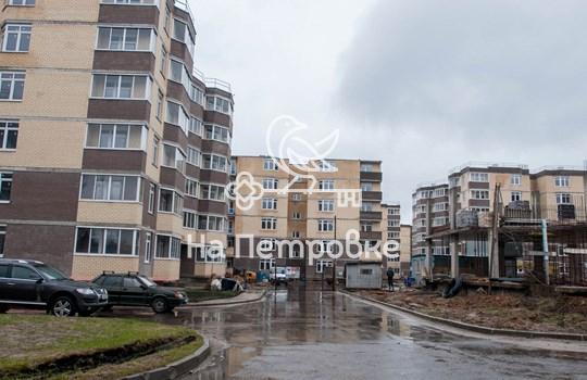 Продается однокомнатная квартира за 2 800 000 рублей. Московская обл, г Балашиха, мкр Железнодорожный, ул Школьная.