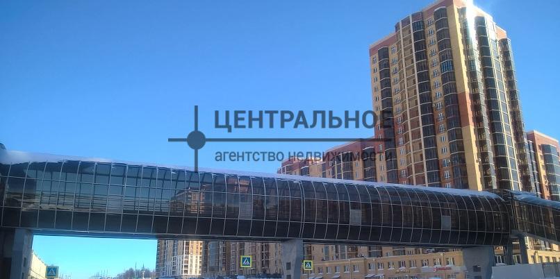 Продажа 1-к квартиры ул. Баки Урманче/Оренбургский пр-д, мкр. «Солнечный город»