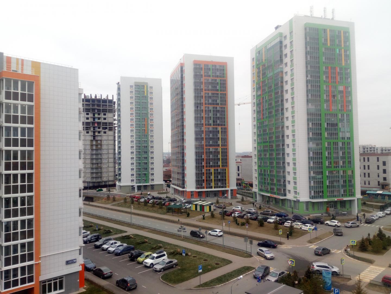 Продажа 1-к квартиры азата аббасова, 9