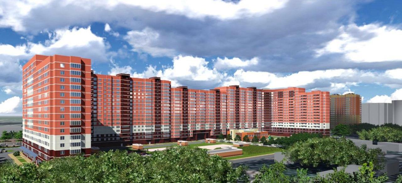 Продается однокомнатная квартира за 2 750 000 рублей. Домодедово, улица Кирова, 17.