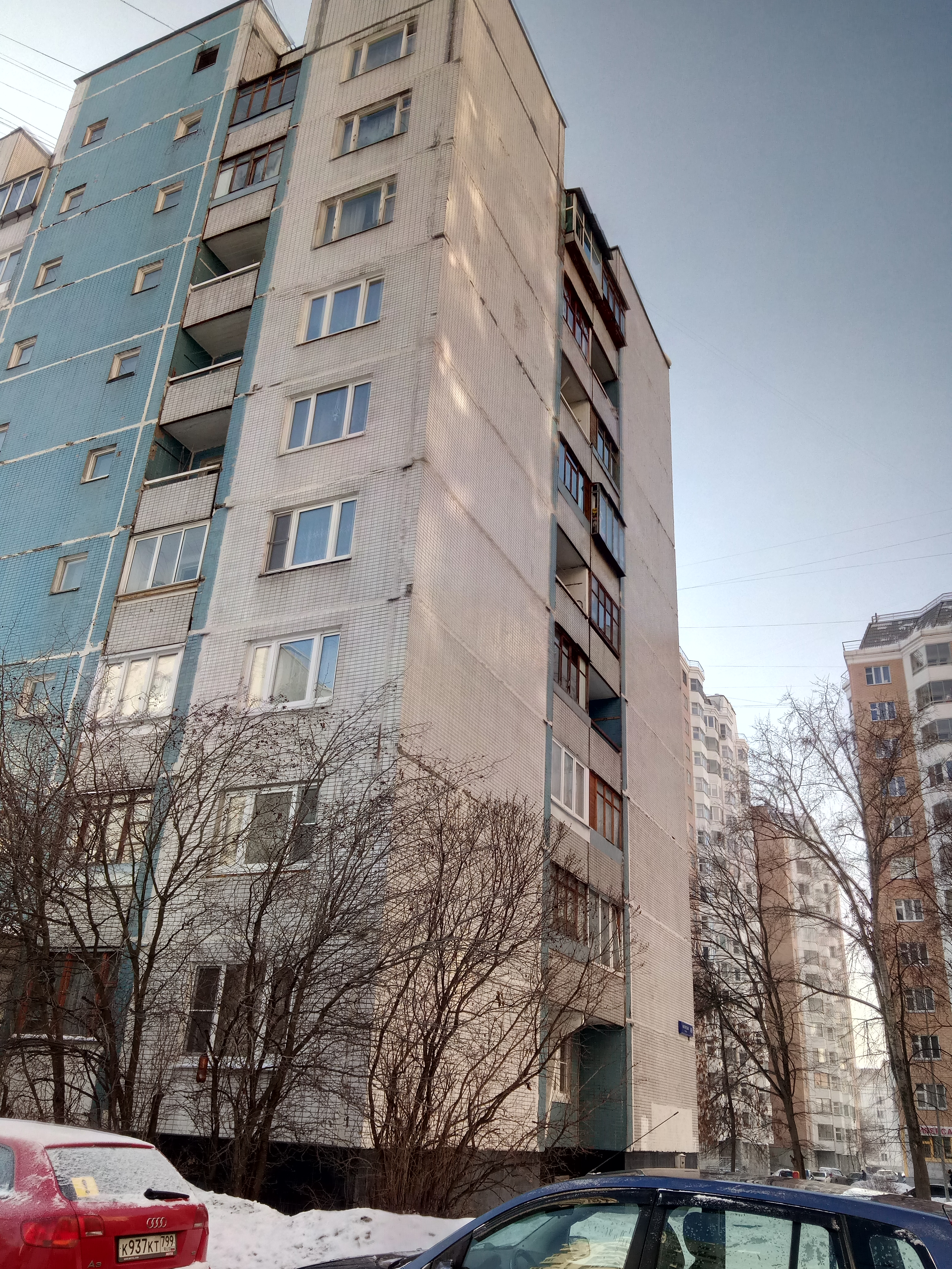 Москва город, Ангарская улица, 49к5