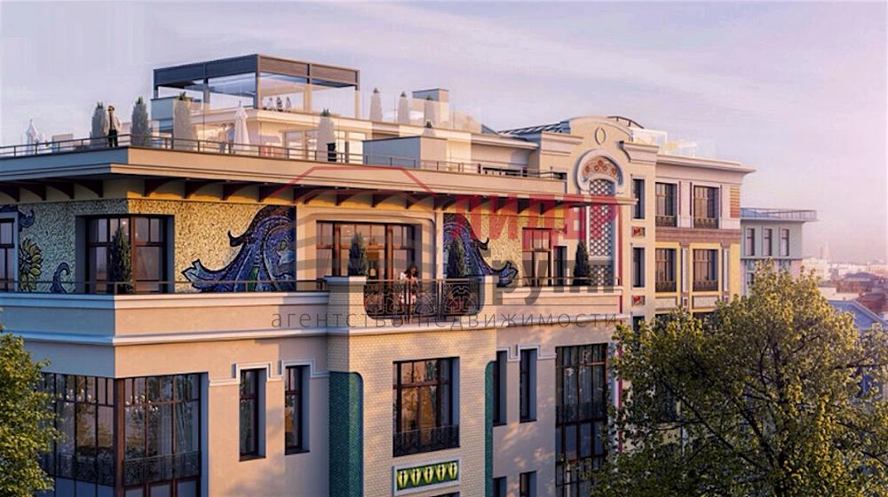 Продается трехкомнатная квартира за 89 689 600 рублей. г Москва, ул Поварская, д 8/1 к 1.