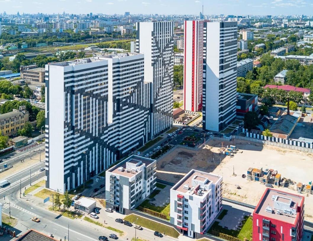 Продается трехкомнатная квартира за 15 481 000 рублей. г Москва, пр-кт Будённого, д 51 к 3.