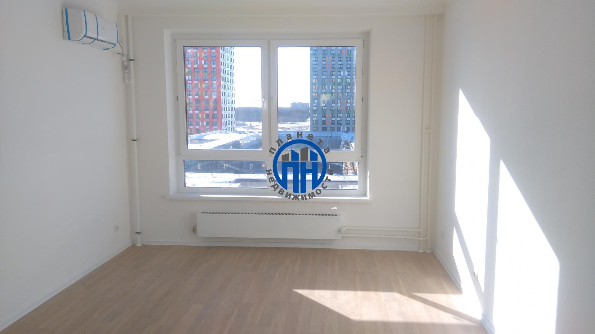 Продается однокомнатная квартира за 4 450 000 рублей. Коммунарка, улица Александры Монаховой, 94к2.