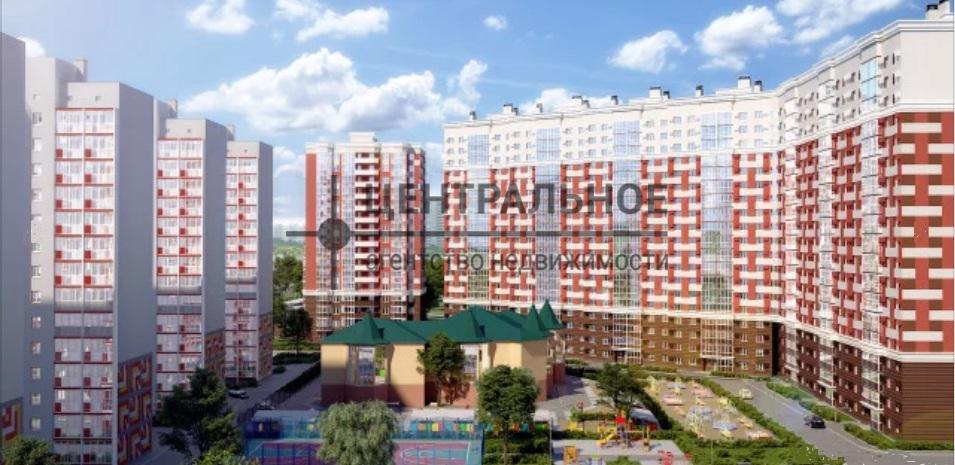 Продажа 2-к квартиры ул. Баки Урманче/Оренбургский пр-д, мкр. «Солнечный город»