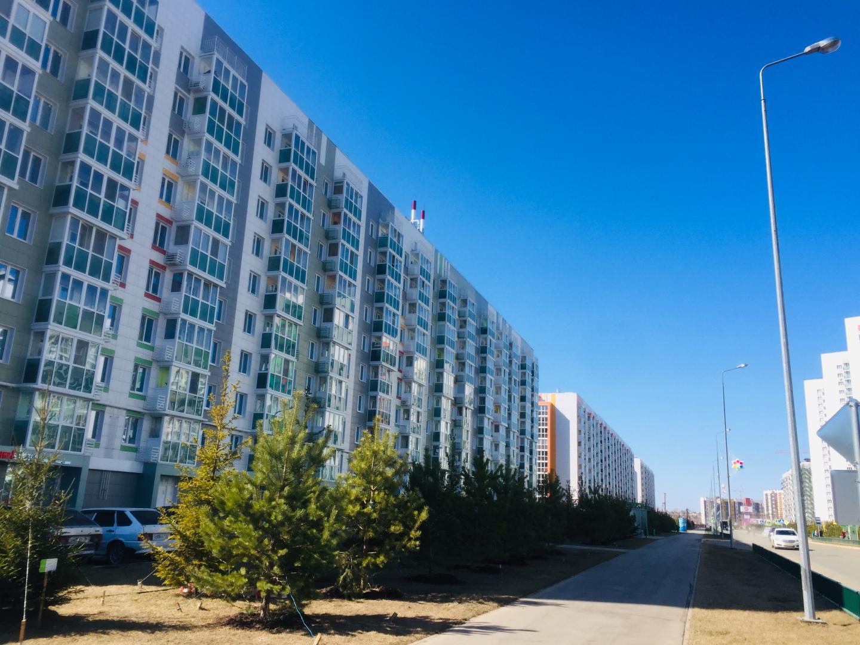 Продажа 1-к квартиры ул. Мамадышский тракт, стр. 12