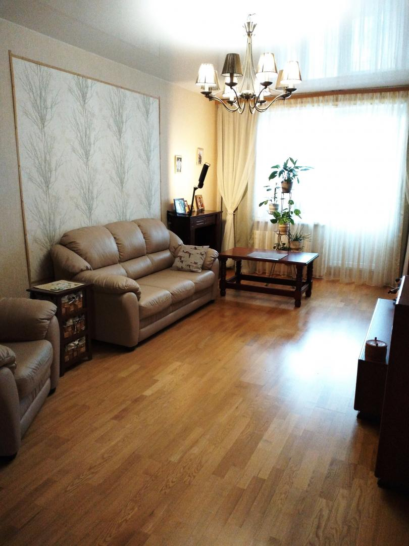 Продается трехкомнатная квартира за 7 400 000 рублей. Дубна, Тверская улица, 8.