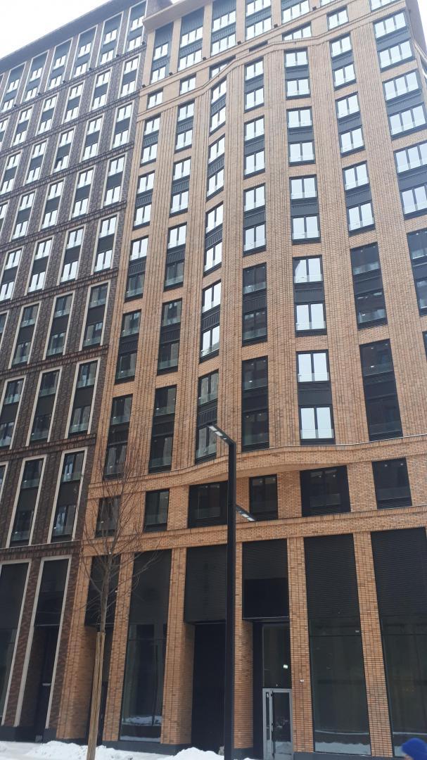 Продается четырехкомнатная квартира за 27 000 000 рублей. г Москва, Ленинградский пр-кт, влд 31.