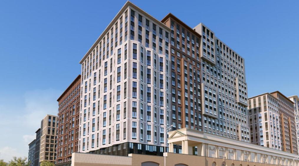 Продается двухкомнатная квартира за 15 800 000 рублей. г Москва, Ленинградский пр-кт, влд 31.