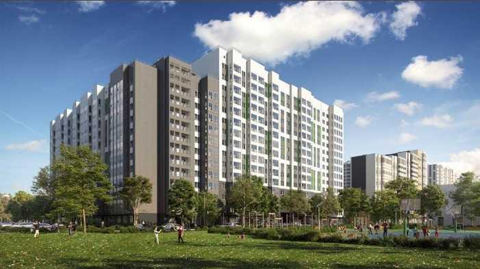Продается двухкомнатная квартира за 8 699 690 рублей. Зеленоград, Георгиевский проспект, 9.