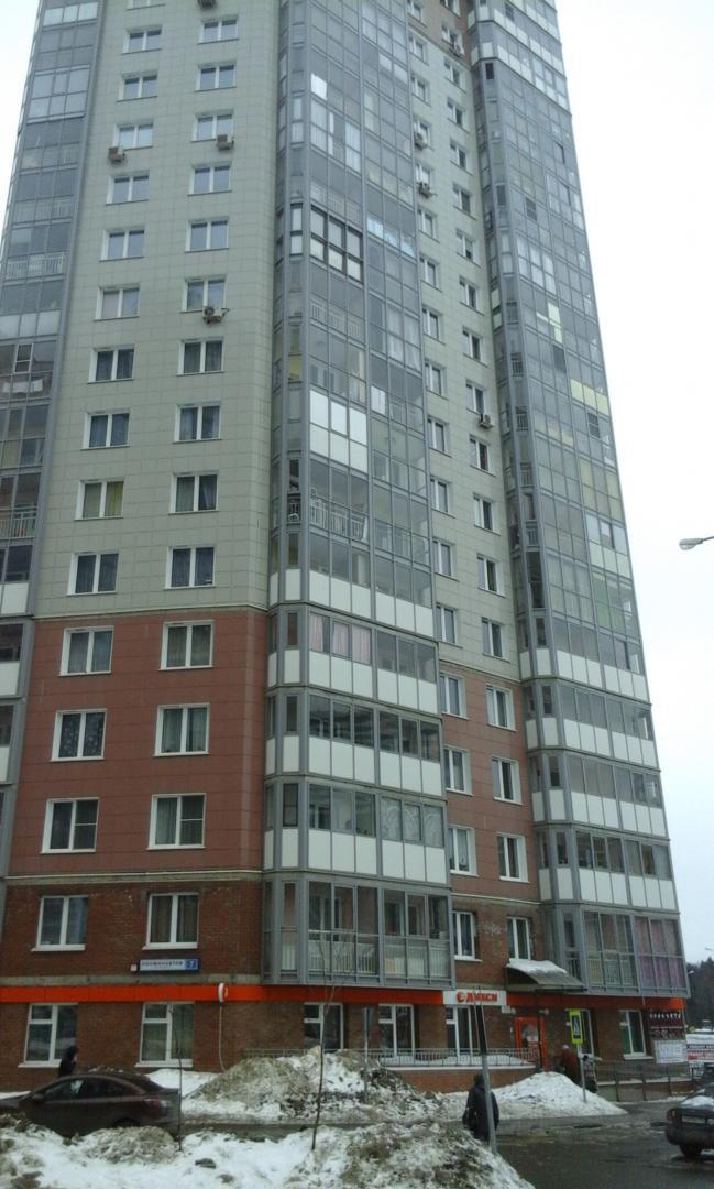 Продается трехкомнатная квартира за 6 262 062 рублей. Красногорск, жилой комплекс Изумрудные Холмы, к17.