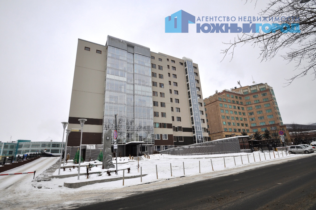 Продается четырехкомнатная квартира за 11 500 000 рублей. г Южно-Сахалинск, ул Детская, д 6А.
