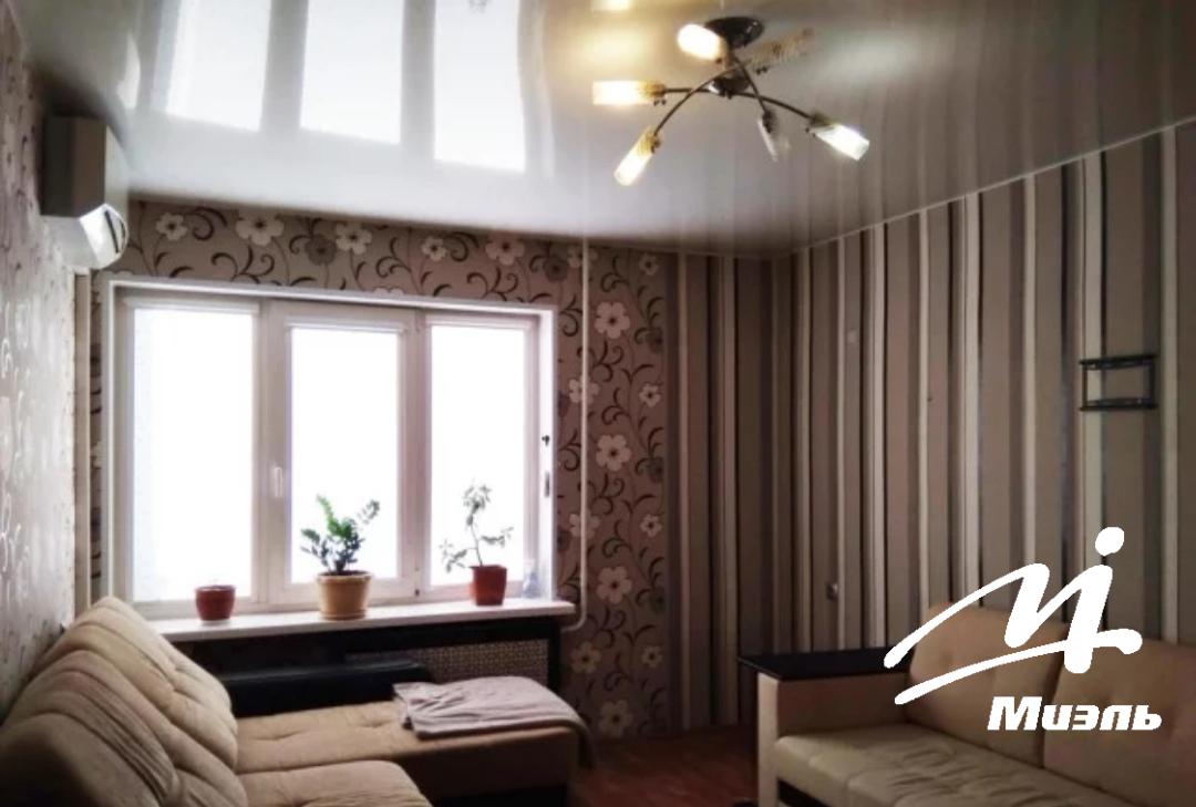 Продается двухкомнатная квартира за 4 100 000 рублей. Пушкино, улица Инессы Арманд, 5.