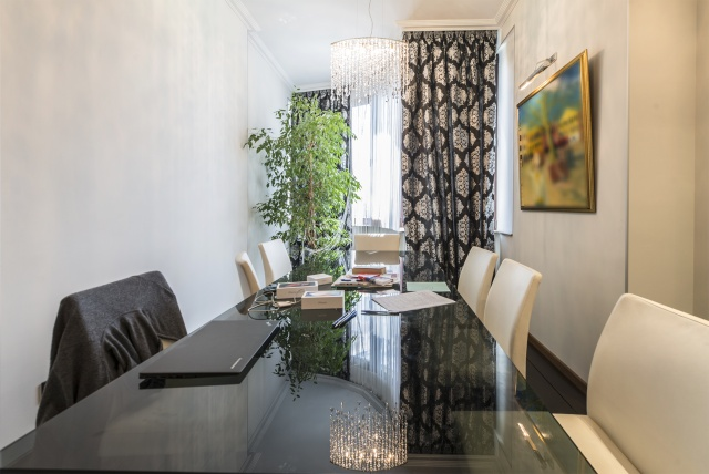 Продается четырехкомнатная квартира за 81 000 000 рублей. г Москва, Октябрьский пер, д 5.