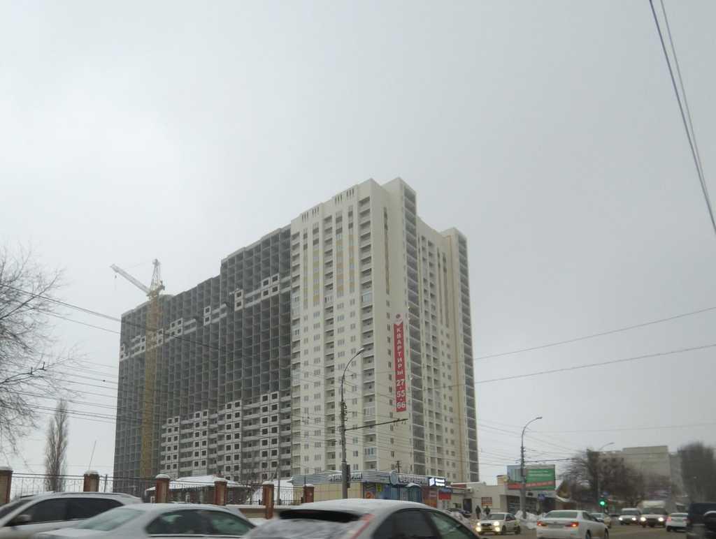 Продается однокомнатная квартира за 2 160 000 рублей. г Саратов, ул им Чернышевского Н.Г., д 80.