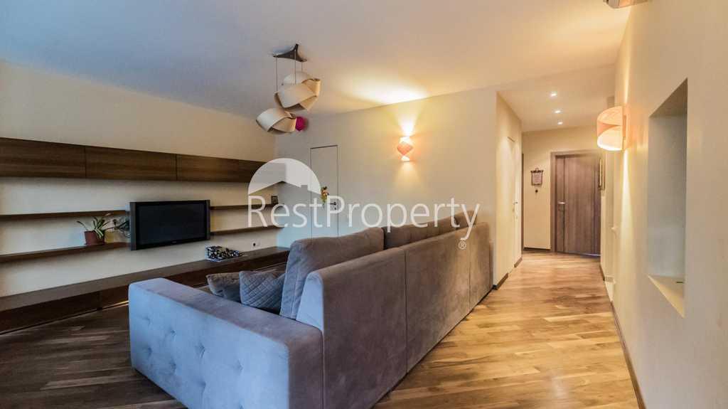 Продается четырехкомнатная квартира за 23 200 000 рублей. г Москва, Рублёвское шоссе, д 14 к 1.