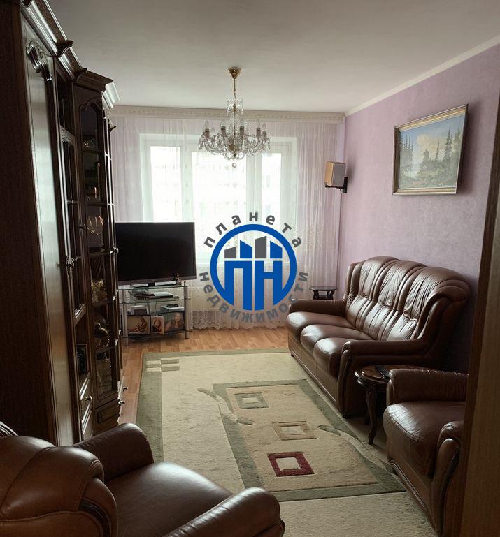 Продается трехкомнатная квартира за 7 200 000 рублей. Московская обл, г Мытищи, ул Лётная, д 46 к 3.