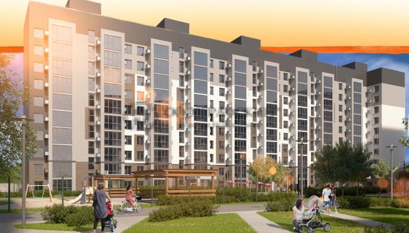 Продажа 1-к квартиры ул. Портовая, блок-секция 2.1