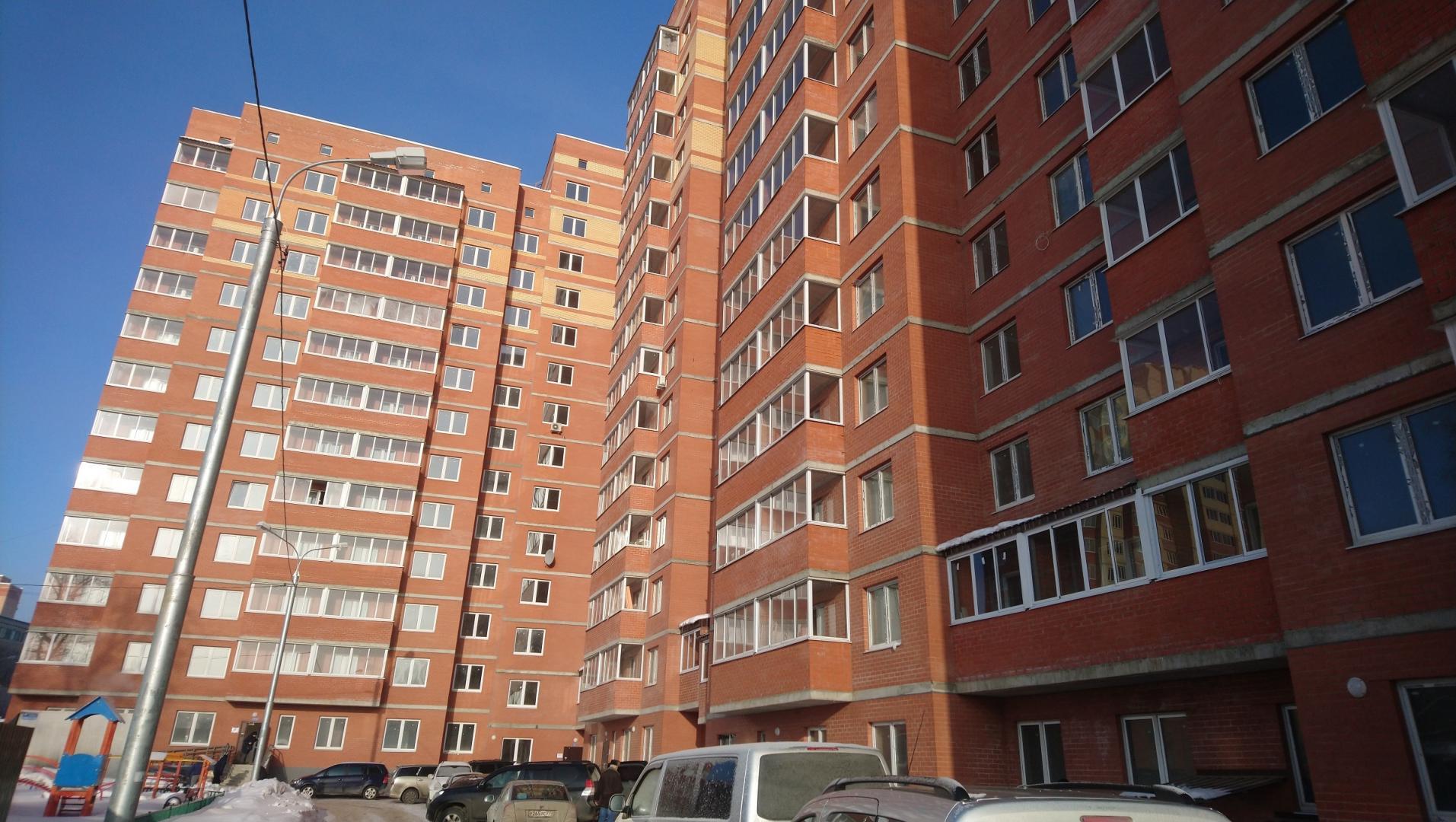 Продается однокомнатная квартира за 3 100 000 рублей. Лобня, Спортивная улица, 1.