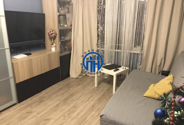 Продается однокомнатная квартира за 3 999 000 рублей. Королев, проспект Королёва, 1.
