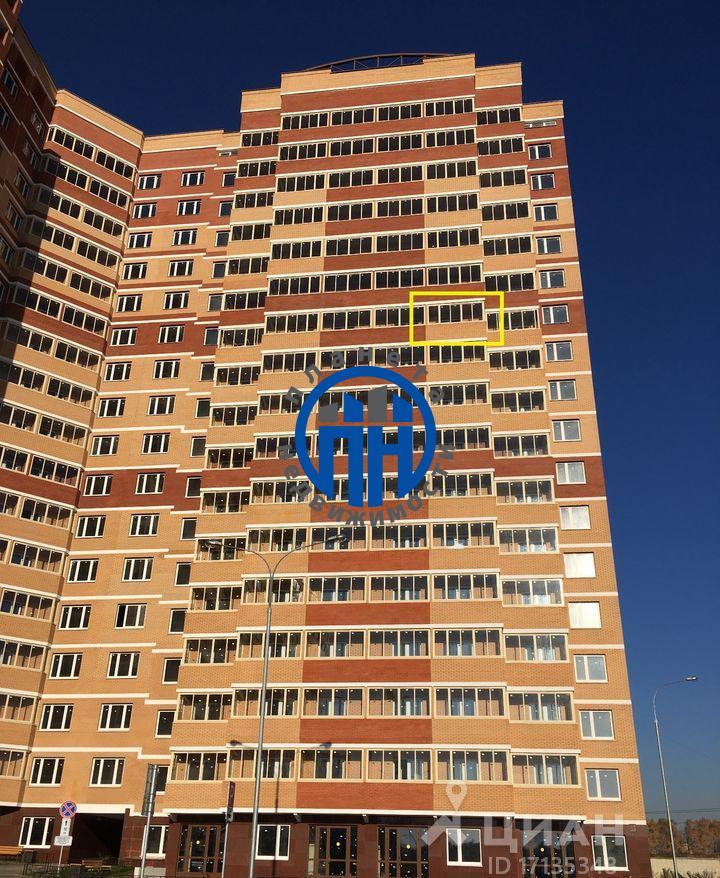 Продается однокомнатная квартира за 3 390 000 рублей. Видное, бульвар Зелёные Аллеи, 12.