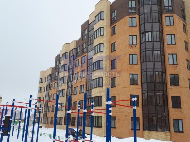 Продается однокомнатная квартира за 3 500 000 рублей. Мытищи, улица Красная Слобода, 5.