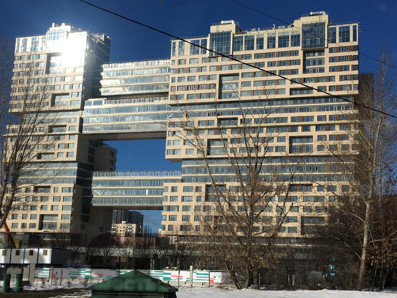 Продается четырехкомнатная квартира за 33 000 000 рублей. г Москва, Нахимовский пр-кт, д 73.