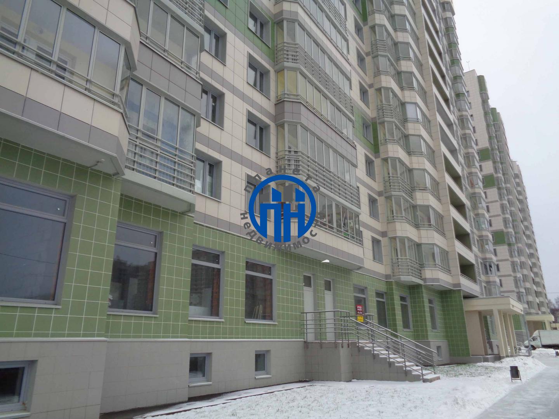 Продается однокомнатная квартира за 4 100 000 рублей. Мытищи, улица Кедрина, 3.